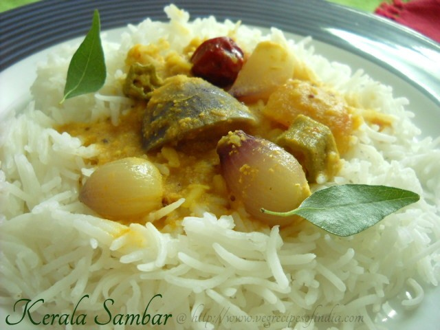 Kerala Sambar Recipe, How to make Kerala Sambar | Sambar Recipes