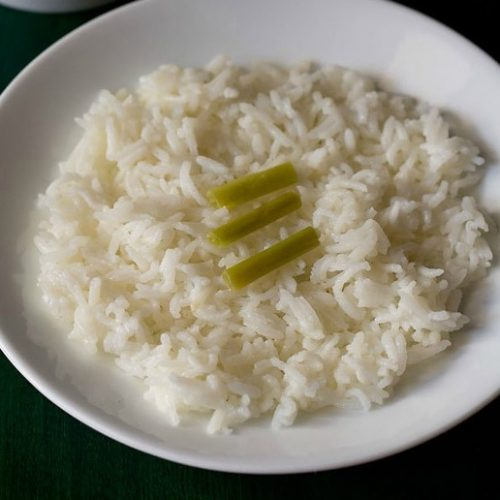 thai lemon grass rice recipe