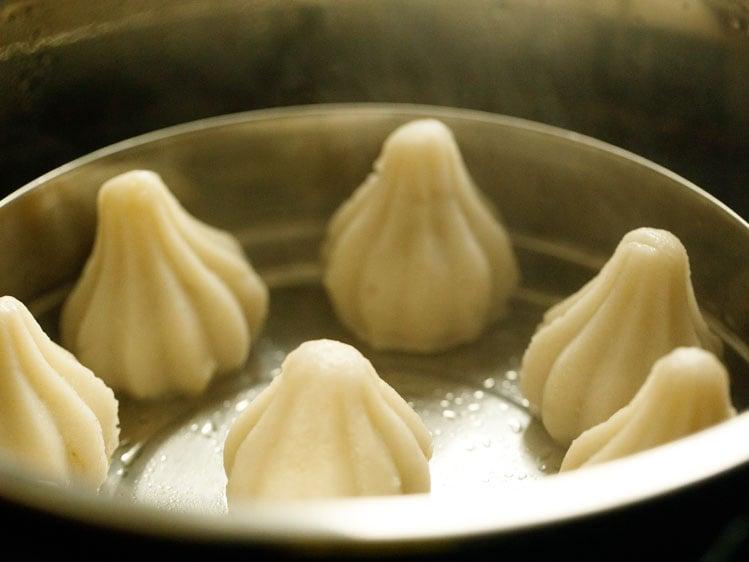 steamed modak