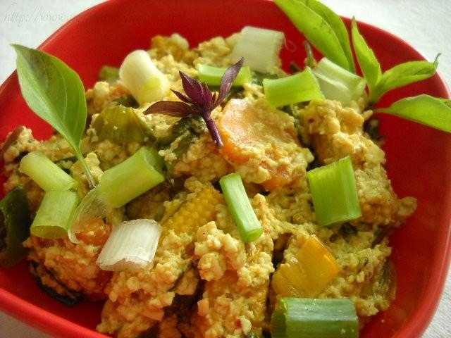 scrambled-silken-tofu
