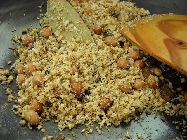 browning masala for bagara baingan recipe
