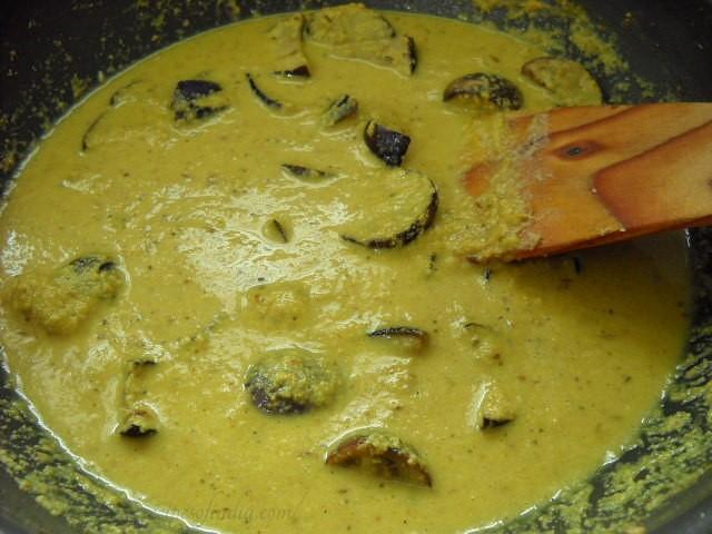 making bagara baingan recipe