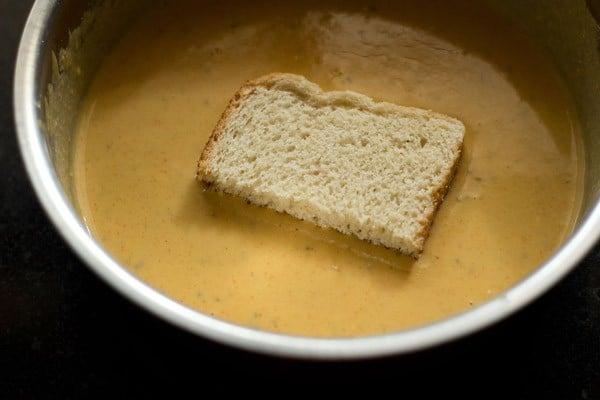 bread slices for bread pakora recipe