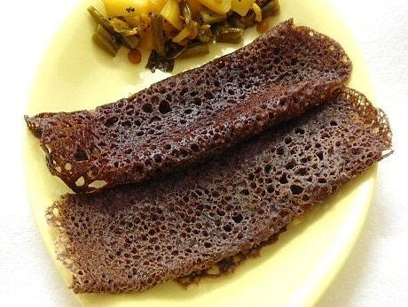 quick ragi dosa recipe