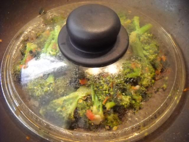 cooking - broccoli basil recipe