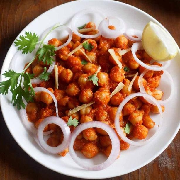 easy punjabi chana masala recipe