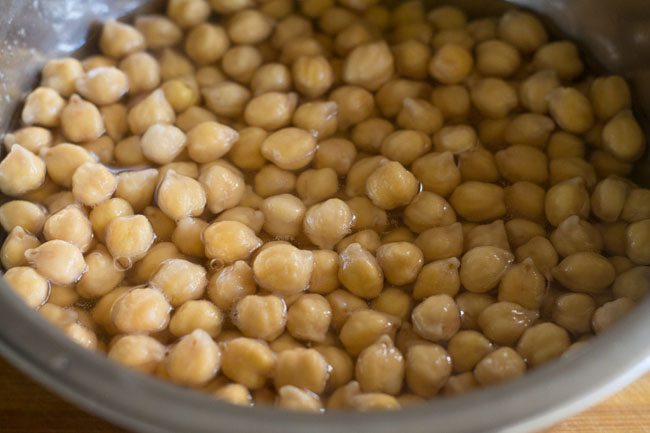 punjabi chana masala recipe
