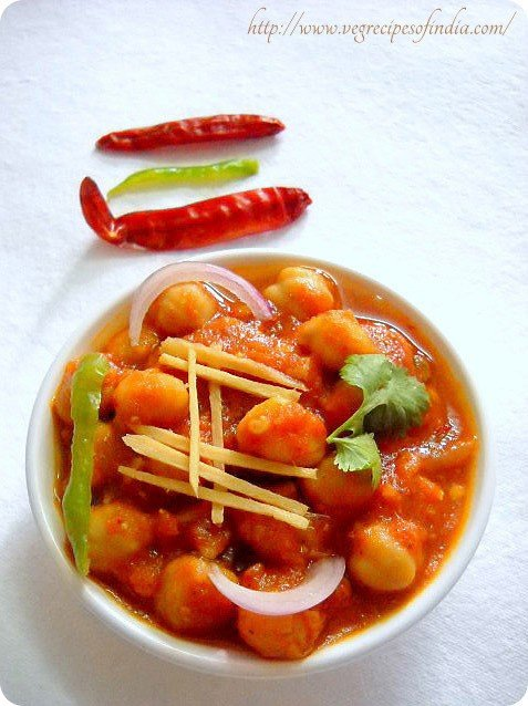 easy chana masala recipe | how to make punjabi chole masala recipe