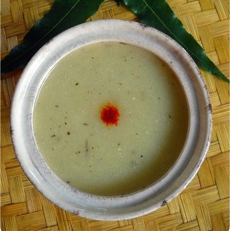 bottle gourd soup recipe, lauki soup recipe