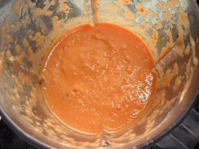 tomato masala paste for tomato rice recipe