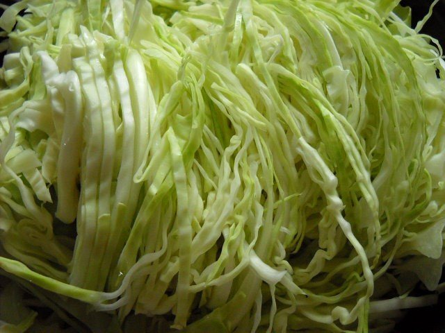 cabbage slices for cabbage upkari recipe