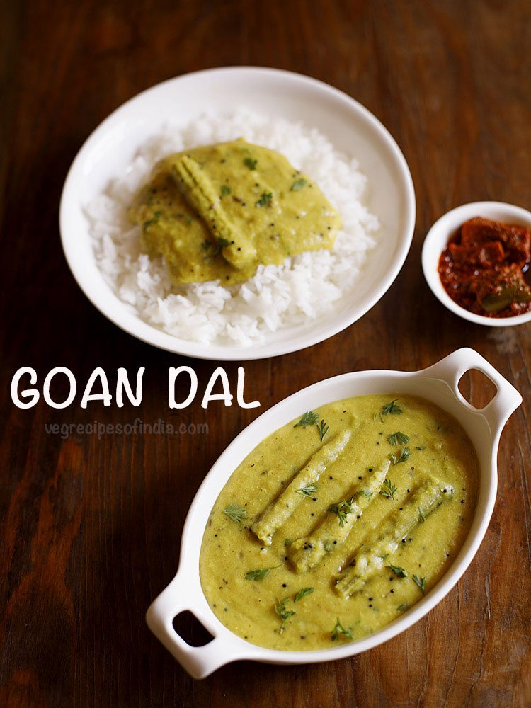 goan dal recipe with drumsticks