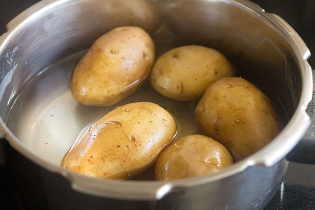 jeera aloo recipe