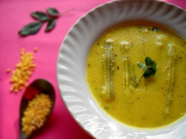 parippu curry for dal
