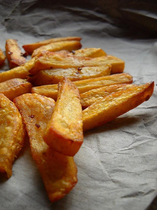 peri peri potato fries