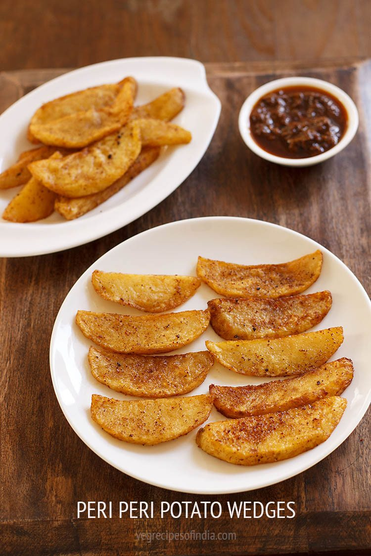 peri peri potato wedges recipe