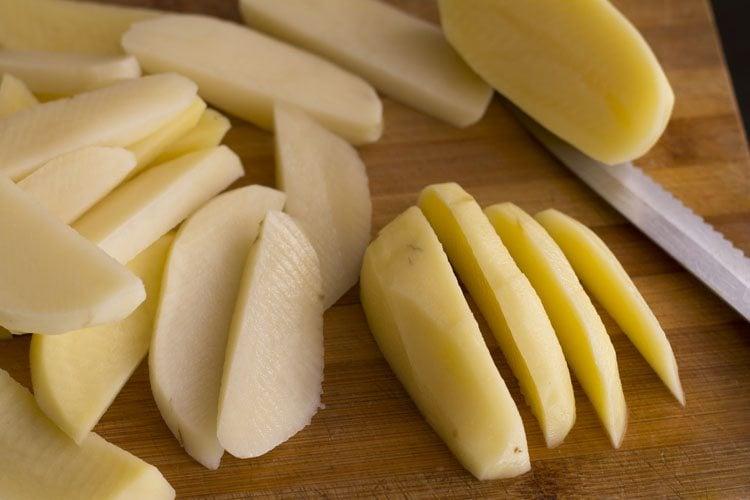 peri peri potato wedges recipe