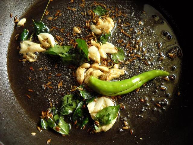 goan tempering spices