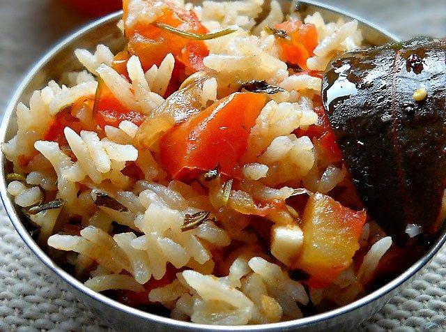 portuguese tomato rice recipe