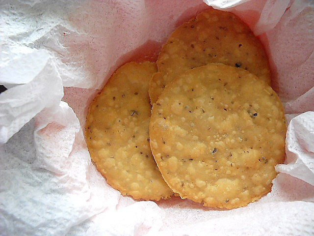 fried mathri - mathri recipe