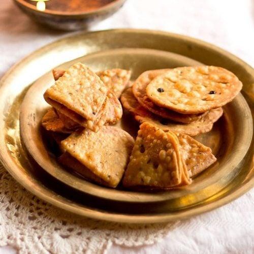 mathri recipe