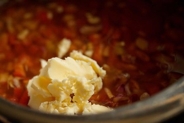 butter for rajma recipe