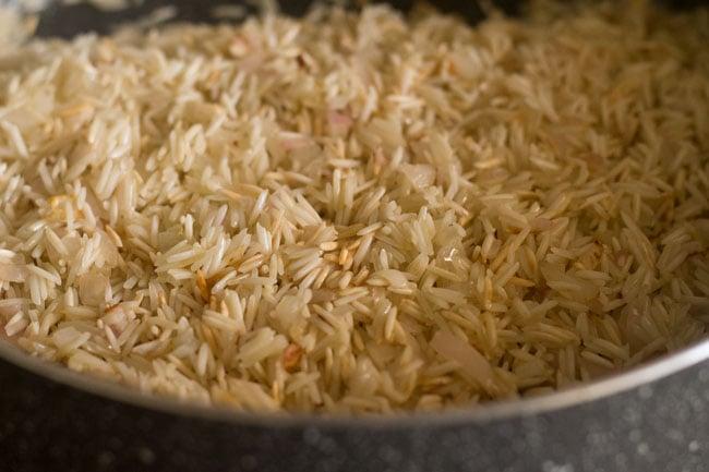 spanish fried rice recipe