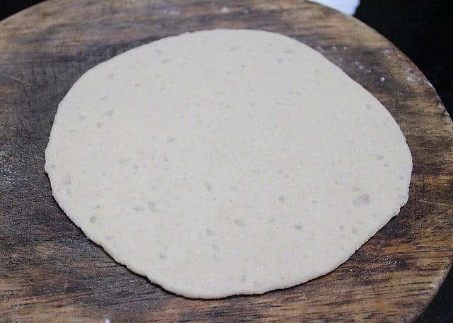 aloo bhatura dough