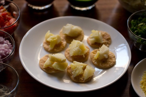 potatoes for sev puri recipe