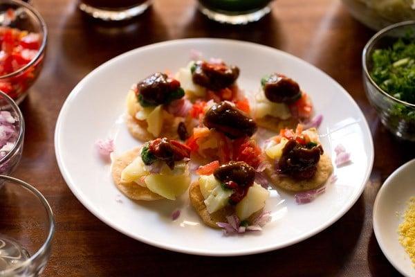 sweet chutney for sev puri recipe