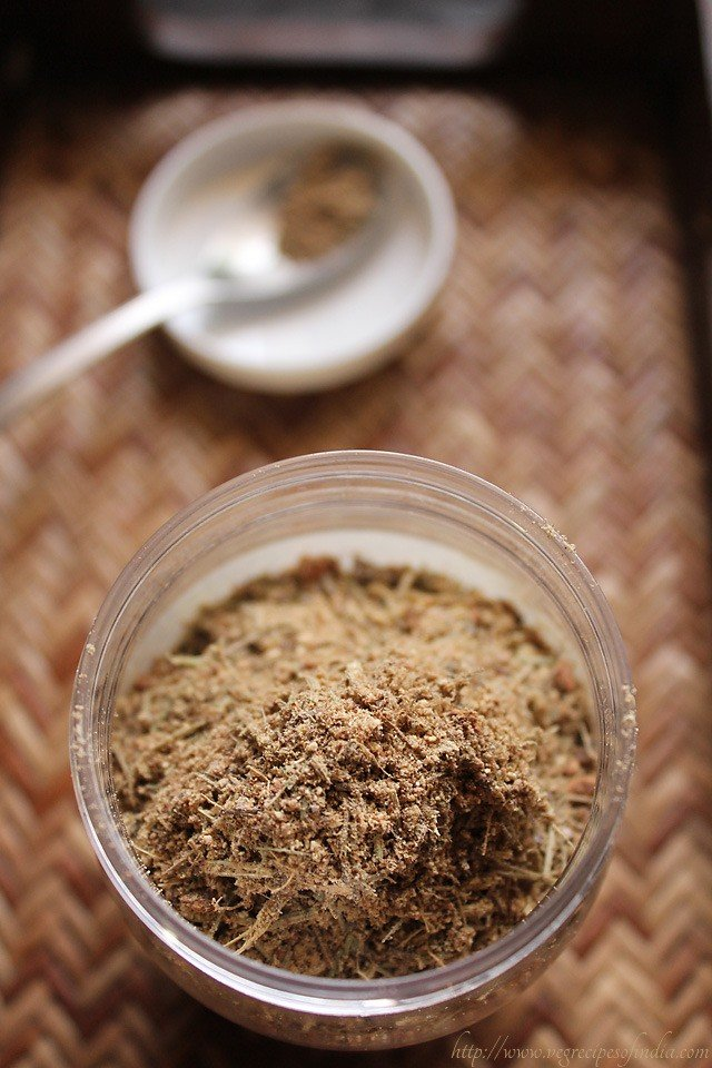 masala tea powder recipe | homemade indian chai masala powder recipe