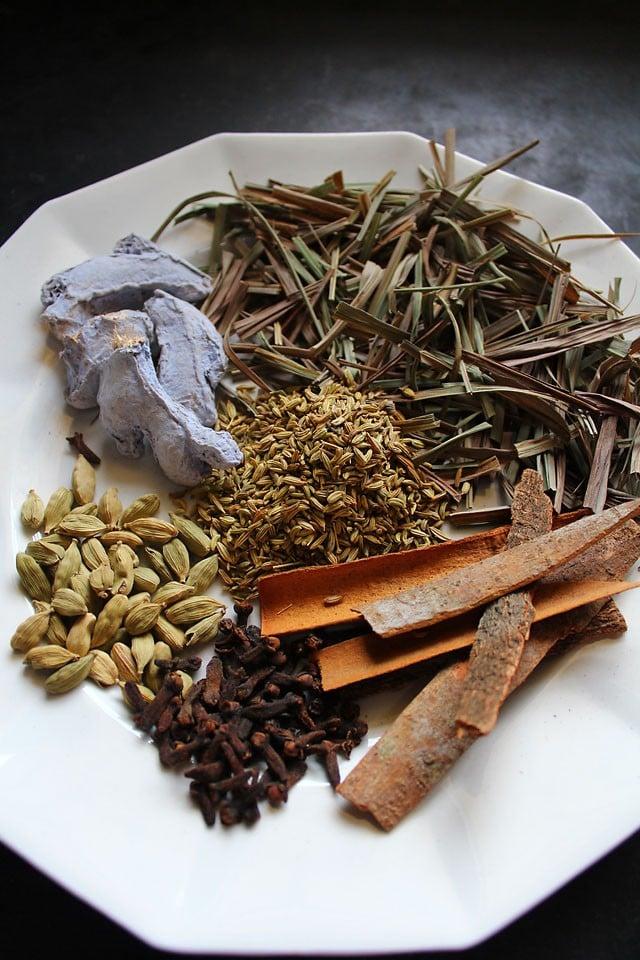 masala tea powder: dry masala chai powder, chai masala powder, chai ...