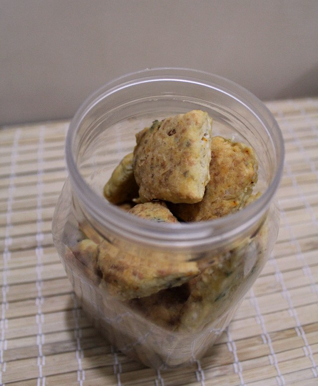making cheese biscuits recipe