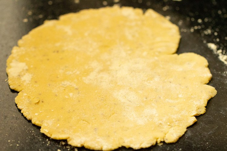 making makki ki roti