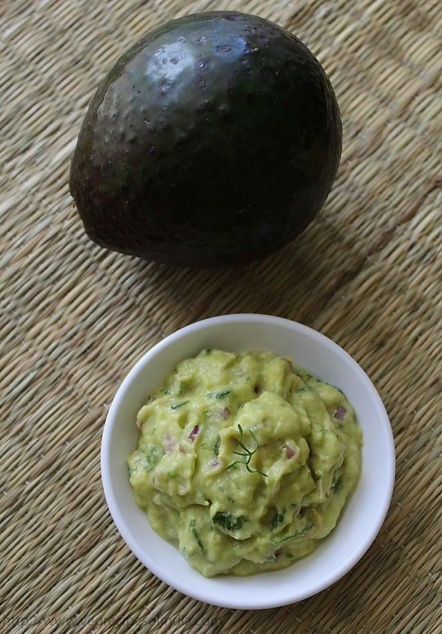 mexcian-guacamole-recipe