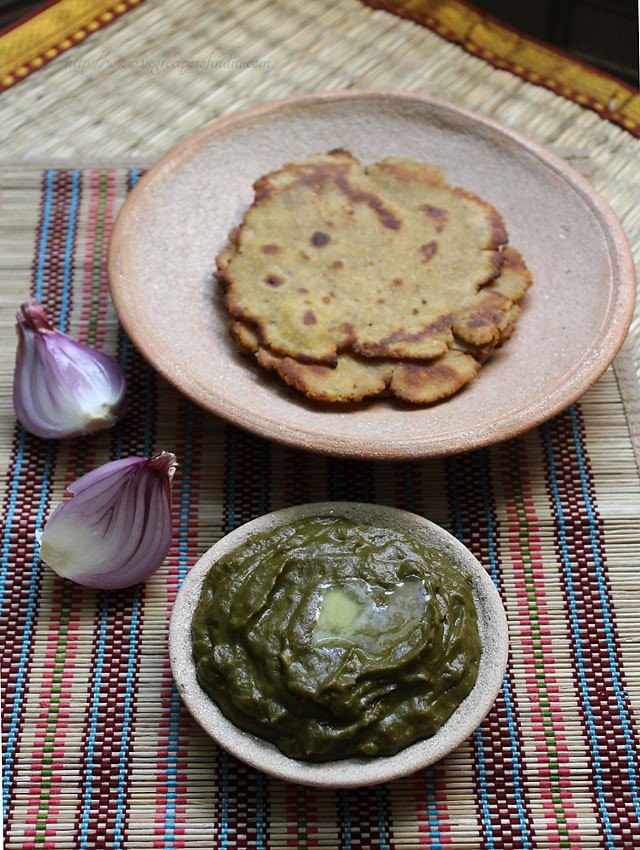 palak saag recipe