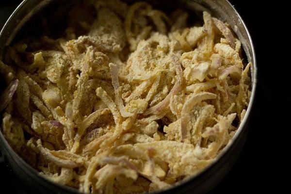 onions mixed
