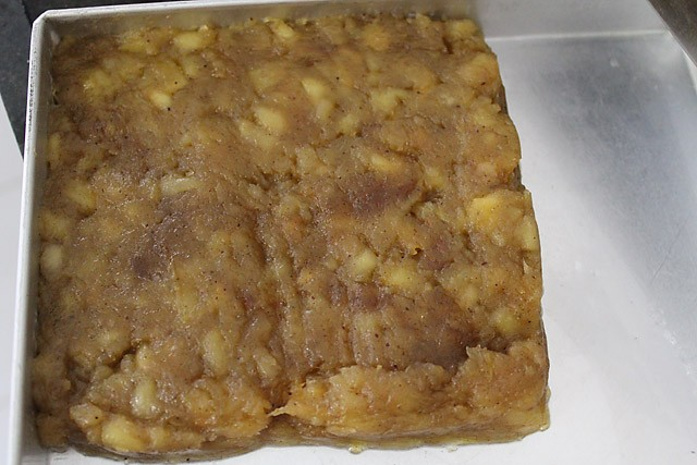 apple halwa recipe, apple halwa