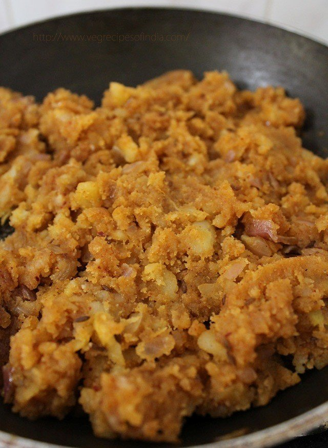 making dabeli recipe