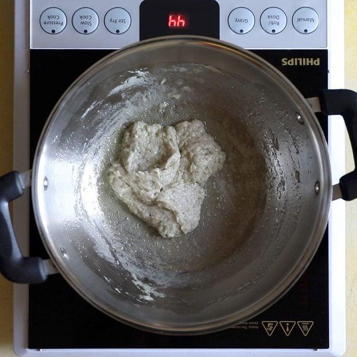 methi matar malai recipe