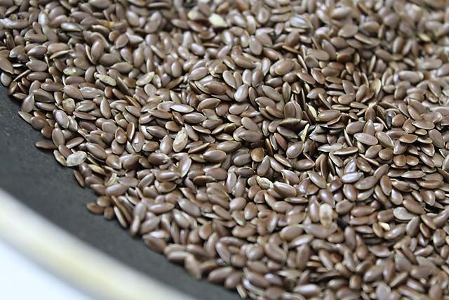 roasted-flax-seeds