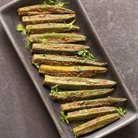bharwa bhindi recipe