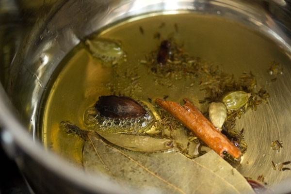 spices for navratan korma recipe
