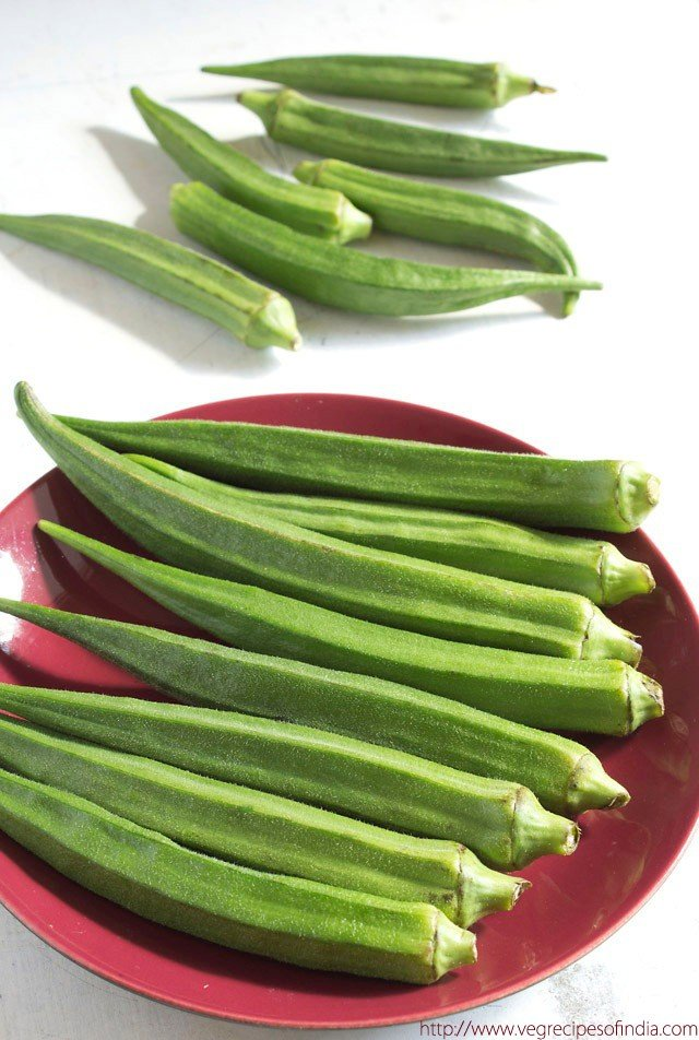 okra or bhindi