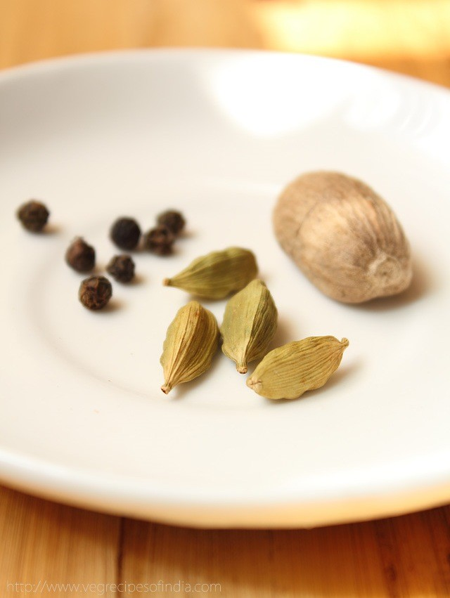 spices for masala lassi recipe
