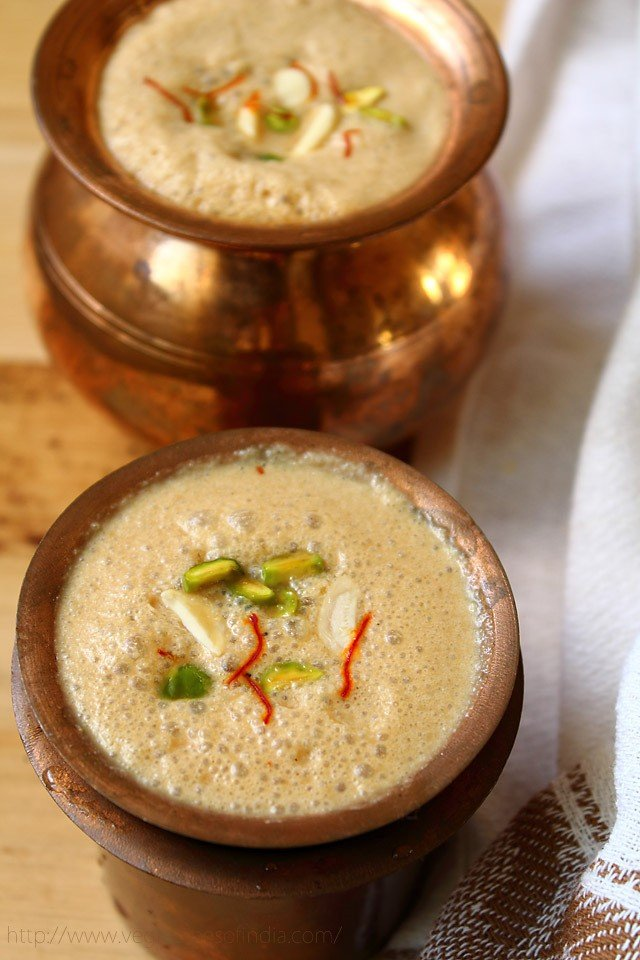 sweet masala lassi recipe