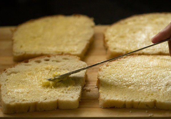 butter for bombay sandwich recipe