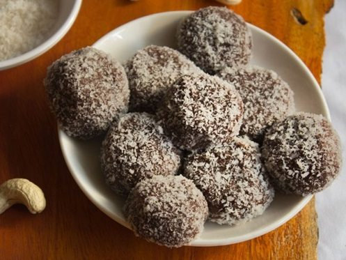 Easy chocolate marzipan recipes