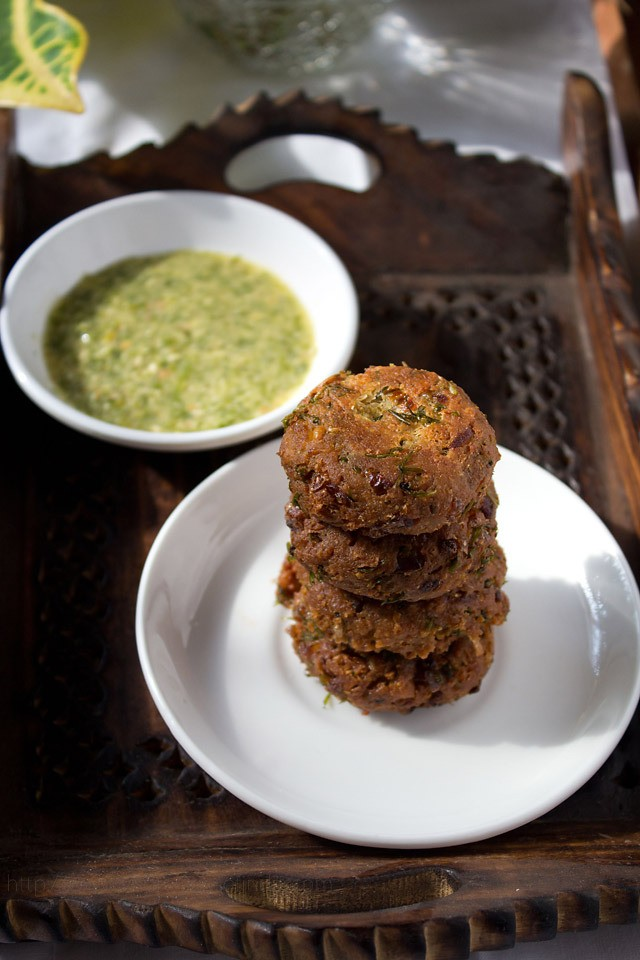 Falafel recipe how to make falafel recipe with cooked for Awadhi cuisine ppt