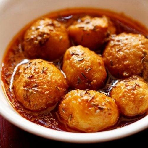 Dum Aloo   Kashmiri Dum Aloo and Restaurant Style Aloo Dum